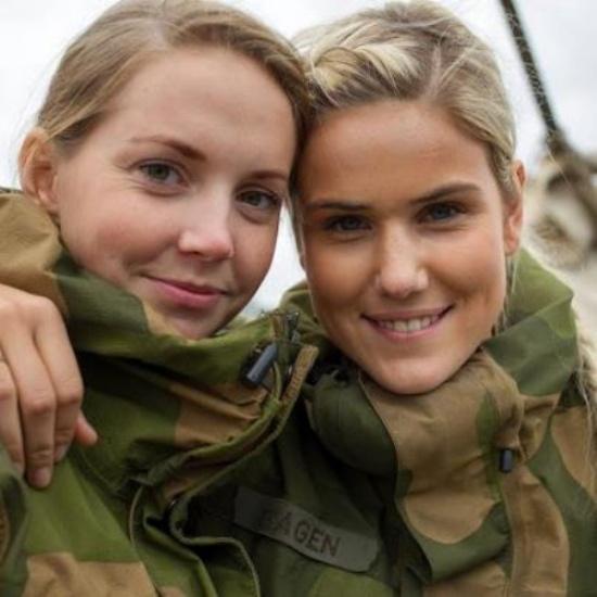 Servicio Militar Obligatorio Ya!!!