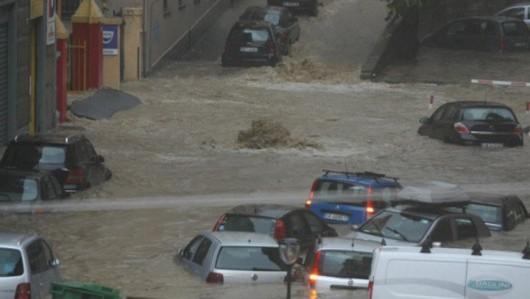 Norwegia - Ogromna powódź na zachodzie kraju z powodu ulewnych deszczy 10