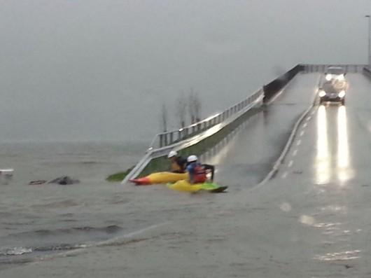 Norwegia - Ogromna powódź na zachodzie kraju z powodu ulewnych deszczy 3