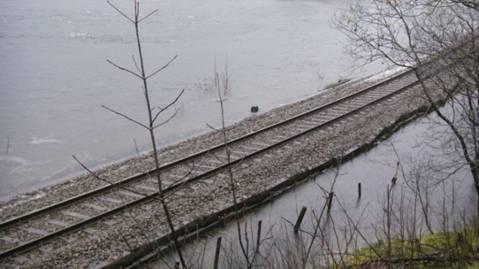 Norwegia - Ogromna powódź na zachodzie kraju z powodu ulewnych deszczy 5