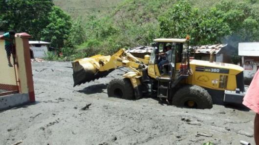 Peru - Intensywne opady deszczu i lawiny błotne przeszły przez region Yanatile 4