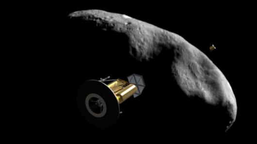 Planetoida - badania