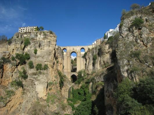 Puente Nuevo, Ronda, Malaga