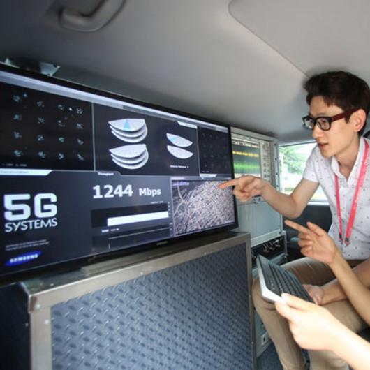Samsung ustanowił rekord przepustowości sieci komórkowej 5G, 7.5 Gb_s na częstotliwości 28 GHz