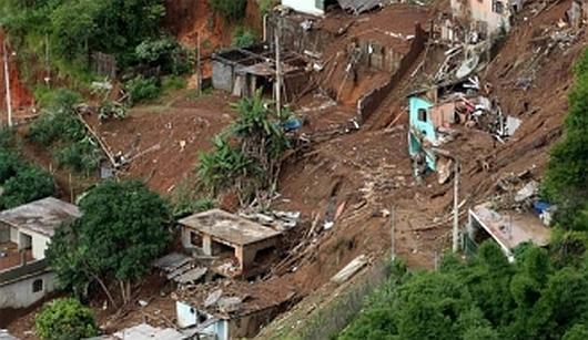 Sri Lanka - Monsunowe opady deszczu na południu i w centrum kraju 2