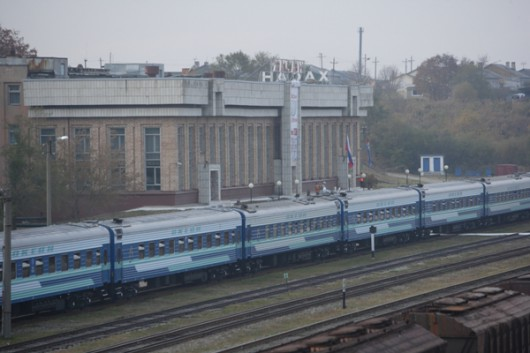 Stacja Korea Północna