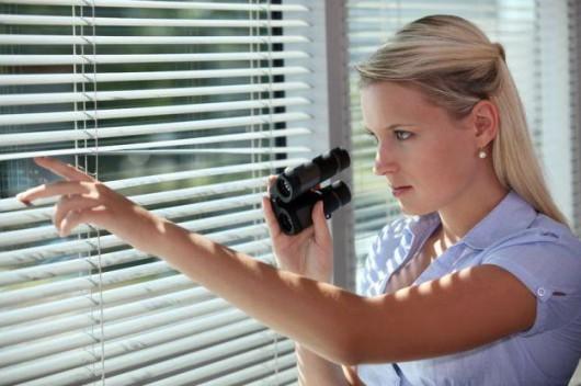 Szpiegowanie sąsiadów