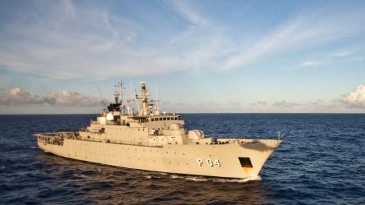Szwedzki okręt wojenny