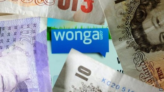 UK - Wonga 2