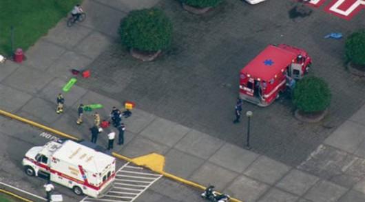 USA - W szkole średniej w Seattle jeden z uczniów zaczął strzelać na stołówce, ranił 6 osób i zabił się