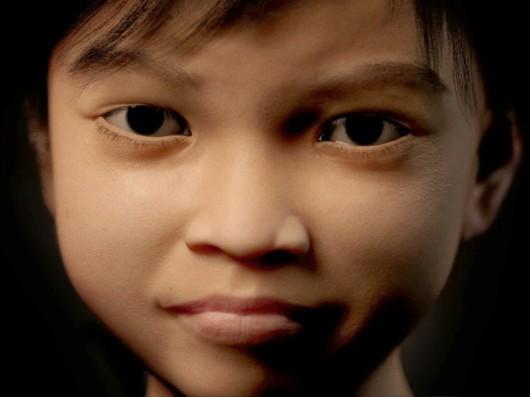 Wirtualna 10-letnia filipińska dziewczynka o imieniu Sweetie wabiła mężczyzn