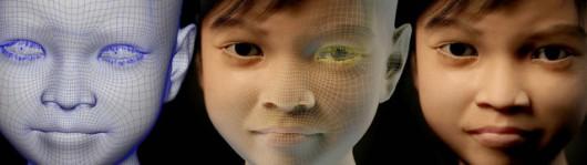 Wygenerowana komputerowo dziewczynka o imieniu Sweetie wygląda jak 10-letnia Filipinka