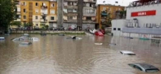 Albania- Ulewne deszcze 2