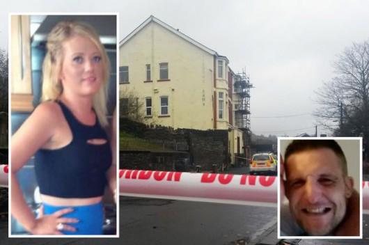 Argoed, UK - 34-letni kanibal zjadał nieżyjącą kobietę w hotelu dla ubogich 2