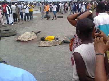 Borno, Nigeria - Boko Haram zabili w brutalny sposób 48 handlarzy rybami