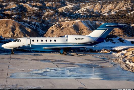 Do inwigilacji telefonów wykorzystywane są samoloty Cessna 750