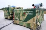 Chiny - Przeprowadzili udane próby działa laserowego do zestrzeliwania dronów