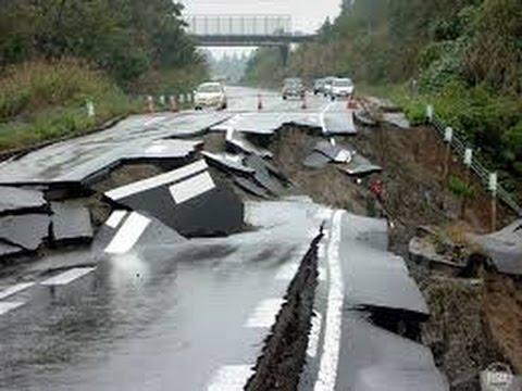 Chiny - Trzęsienie ziemi o sile 5.9 w skali Richtera w prowincji Syczuan 1