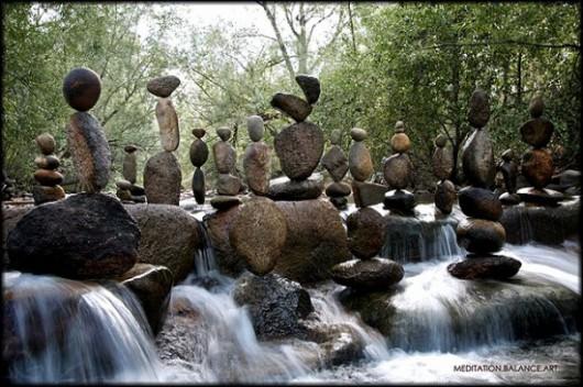 Ciekawa technika układania kamieni bez spoiwa 13