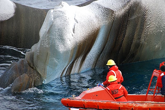 Grenlandia - Czarny lód 2