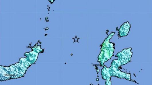 Indonezja - Ziemia zatrzęsła się z siłą 7.3 w skali Richtera