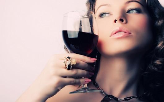 Kobieta i alkohol