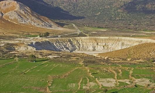 Krater uderzeniowy