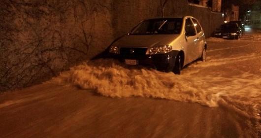 Liguria, Włochy - Kolejna powódź, w 12 godzin lokalnie spadło 200 lmkw 3