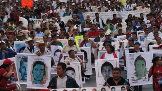 Meksyk - Gang przyznał się do zamordowania i spalenia zwłok 43 studentów 2