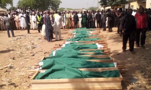 Nigeria - Atak na szkołę średnią w mieście Potiskum 2