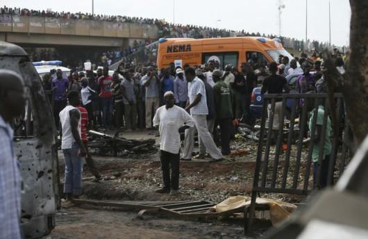 Nigeria - Atak na szkołę średnią w mieście Potiskum