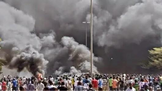Nigeria - Zamach w meczecie, zginęło co najmniej 120 osób 2