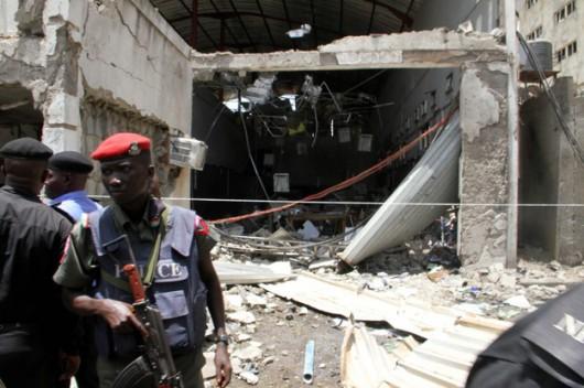 Nigeria - Zamach w meczecie, zginęło co najmniej 120 osób 3