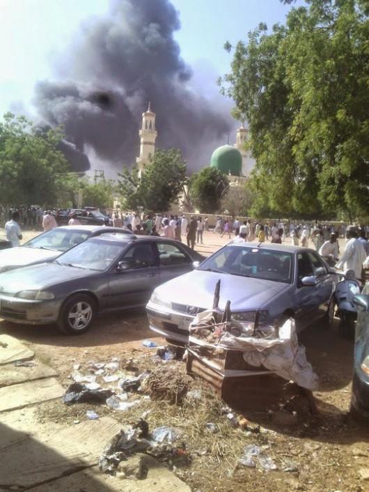 Nigeria - Zamach w meczecie, zginęło co najmniej 120 osób