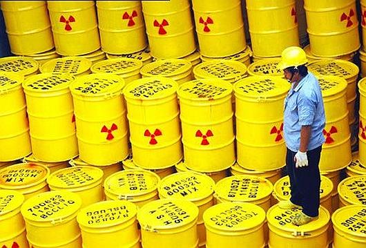 Odpady nuklearne