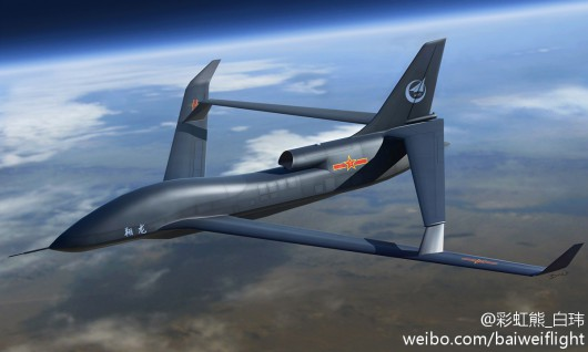 Samolot bezzałogowy - Xianglong