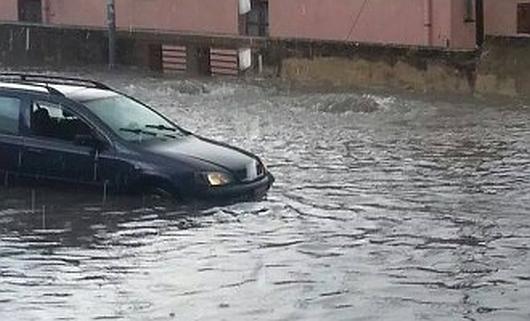 Silne burze przeszły przez Włochy i południową część Francji 2