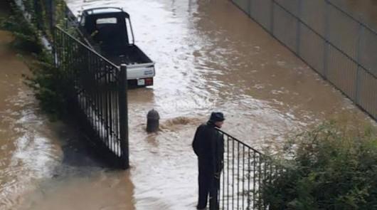 Silne burze przeszły przez Włochy i południową część Francji