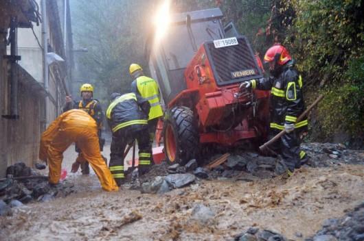 Włochy - Trzecia powódź w ostatnich tygodniach 3