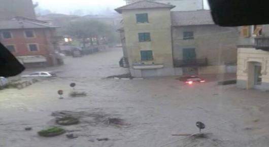 Włochy - Trzecia powódź w ostatnich tygodniach 5