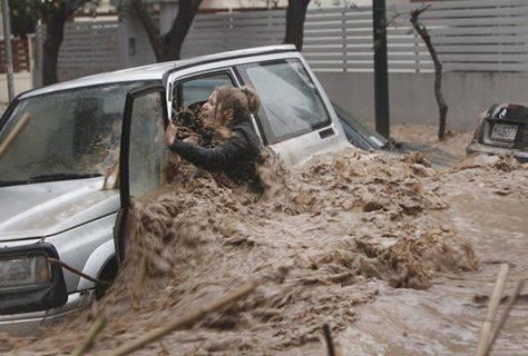 Włochy - Trzecia powódź w ostatnich tygodniach 8