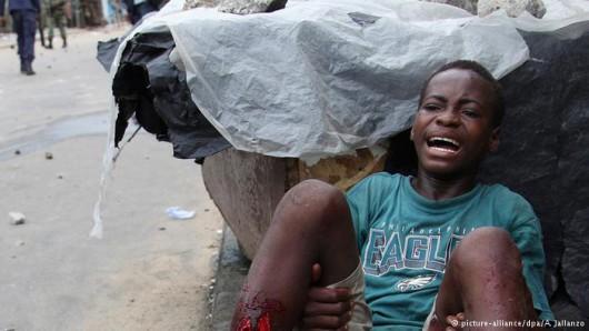 Wirus Ebola - Afryka