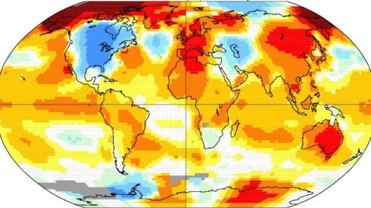 2014 rok może być najcieplejszym w historii