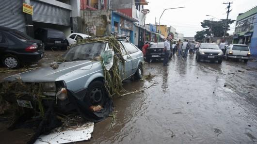 BRAZIL-RAIN