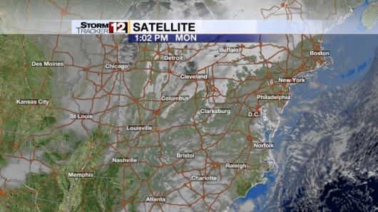 Chmury USA - 2014.12.08