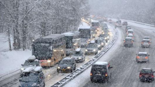 Chorwacja - Miejscami spadło 90 cm śniegu 3