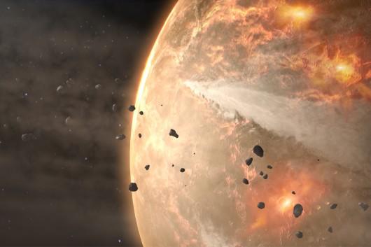 Dawna atmosfera Ziemi