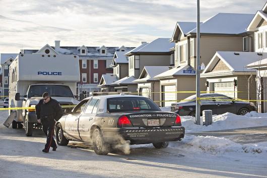 Edmonton, Kanada - Zabił 8 osób, w tym dwoje dzieci i popełnił samobójstwo