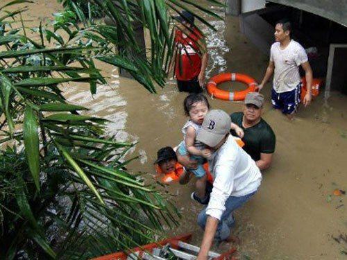 Filipiny - Sztorm tropikalny Jangmi zabił co najmniej 21 osób 2