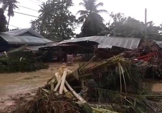 Filipiny - Sztorm tropikalny Jangmi zabił co najmniej 21 osób 3
